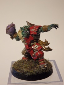 thrower orc